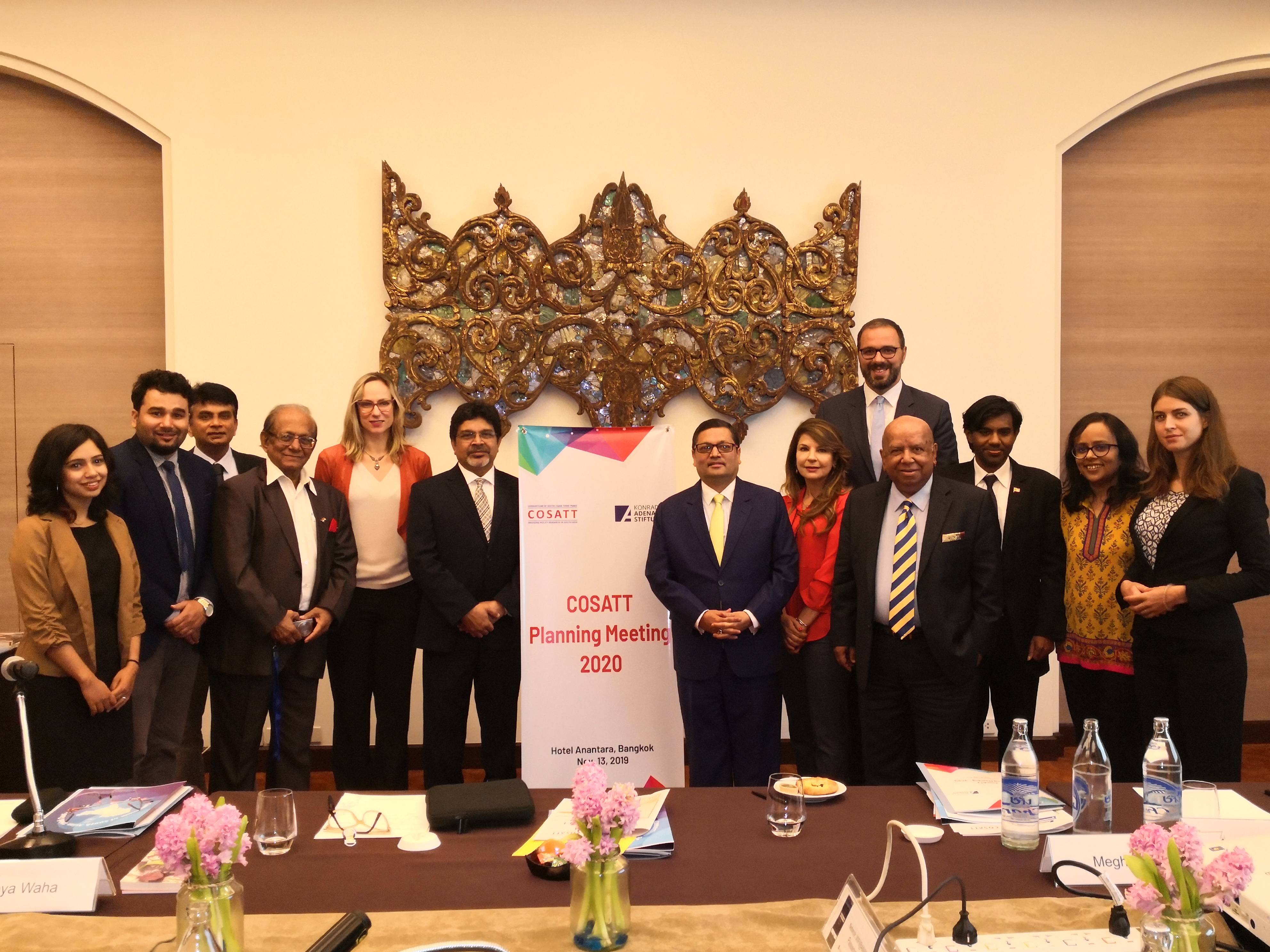 Asia-Pacific Think-Tank Summit and COSATT Planning 2020 meeting held in Bangkok